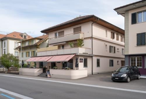 Sanierte 1.5-Zimmer Wohnung mit Balkon