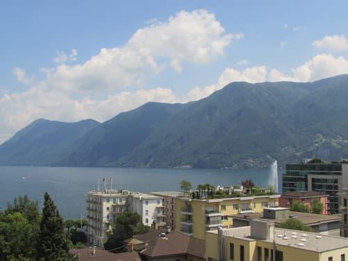 Uffici di pregio con vista lago a Lugano