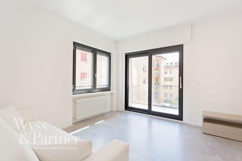 Lugano - luminoso appartamento completamente arredato