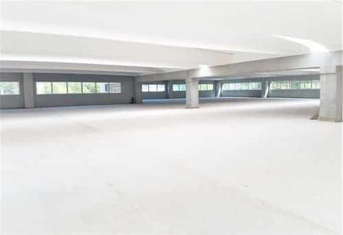 Moderno edificio per uffici/produzione/industriale/deposito