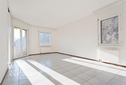 Bellinzona - luminoso appartamento 3.5 locali