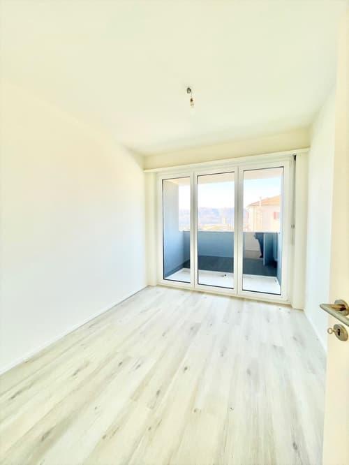 Vacallo - luminoso 3.5 appartamento ristrutturato