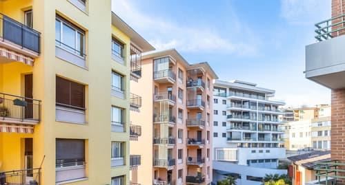 Lugano, Immobile plurifamiliare a reddito