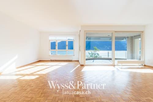 Lugano centro - ampio appartamento di 4.5 locali