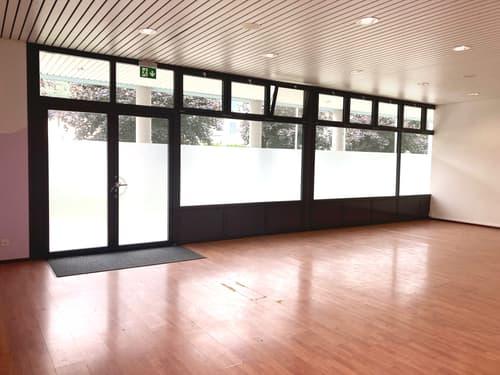 LAMONE SPAZIO COMMERCIALE / NEGOZIO / SHOW ROOM CON VETRINE E DEPOSITO