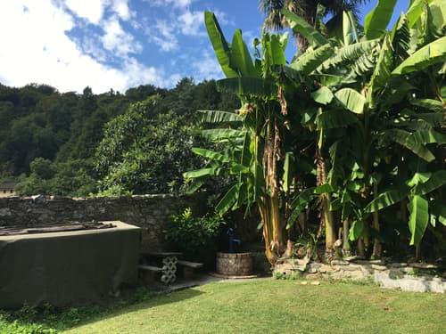 Casa di nucleo con giardino e vista aperta!