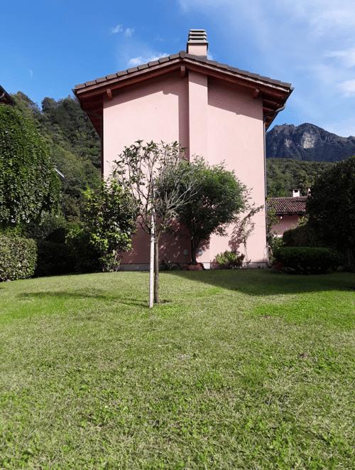 Casa unifamiliare a Maroggia