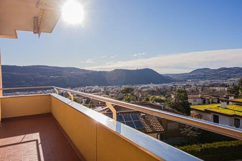 Appartamento 3.5 locali in zona panoramica - Vacallo