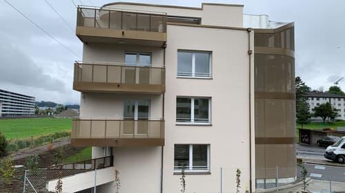 Erstvermietung! 2.5 Zimmer Attikawohnung mit grosser Terrasse
