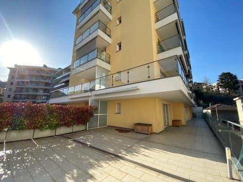 Lugano centro : comfort in città 3.5 a 50 m dal lago