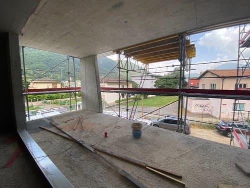 Mendrisio Capolago: 2.5 locali nuova costruzione a due passi dal lago e dalla stazione (1)