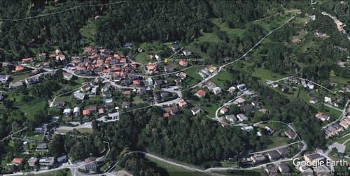 Capriasca - TERRENO mapp. no. 558 559 Sala Capriasca (sez. Sala-Bigorio)