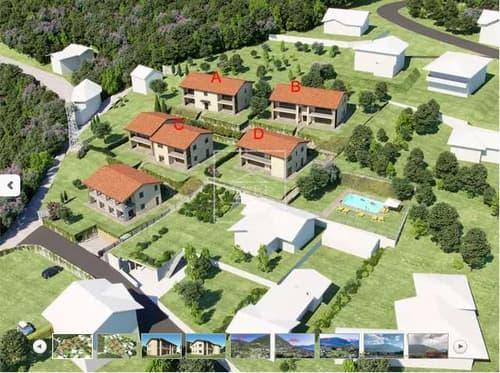 Nuovi appartamenti vista lago e piscina