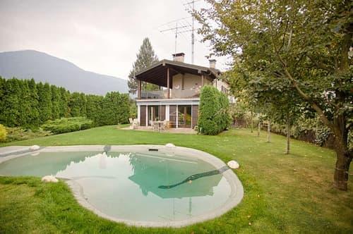 Fantastica Villa con piscina e vista lago