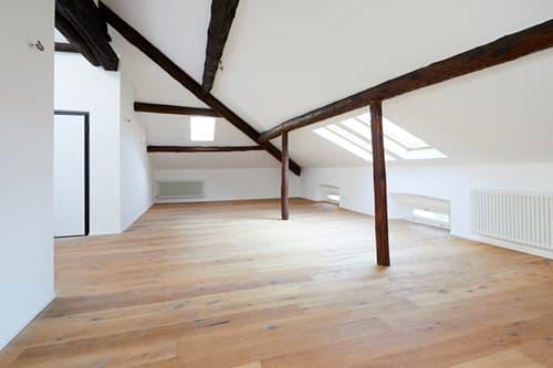 Appartamento 3.5 locali, attico, anche uso ufficio