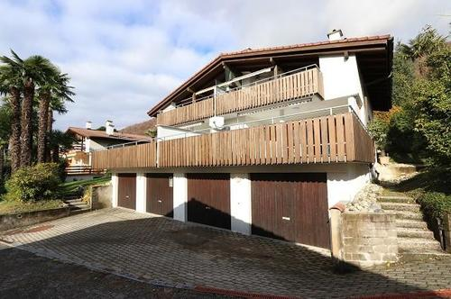 2-Fam-Haus mit Duplex und Dachwhg. mit Top-Aussicht / casa bifamiliare con bella vista