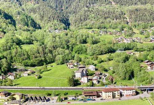 Bauland vom 400m2 mit schöner Aussicht / terreno edificabile di 400 m2