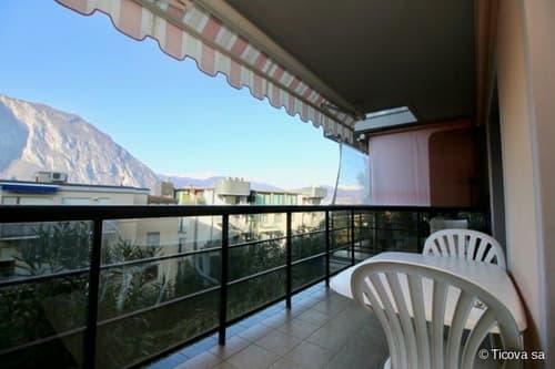 Campione D'italia - Splendido appartamento con balcone vista lago