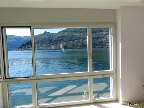 Casa direttamente sul lago