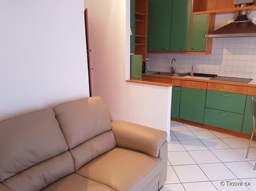 Campione d'Italia grazioso appartamento arredato