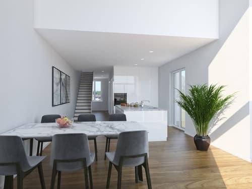 Vicus Mägenwil / Eck-Einfamilienhaus D1 - ein Haus für sich