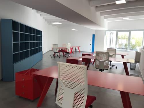 Bedano Vendesi Nuovo Ufficio di 330 mq arredato (1)