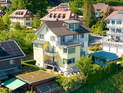 Gepflegtes und vollvermietetes 4-Familienhaus in Emmenbrücke