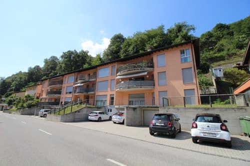 Appartamento di 2.5 locali mansardato a Barbengo