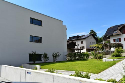 Neubauwohnungen im Ortsteil Winikon  !