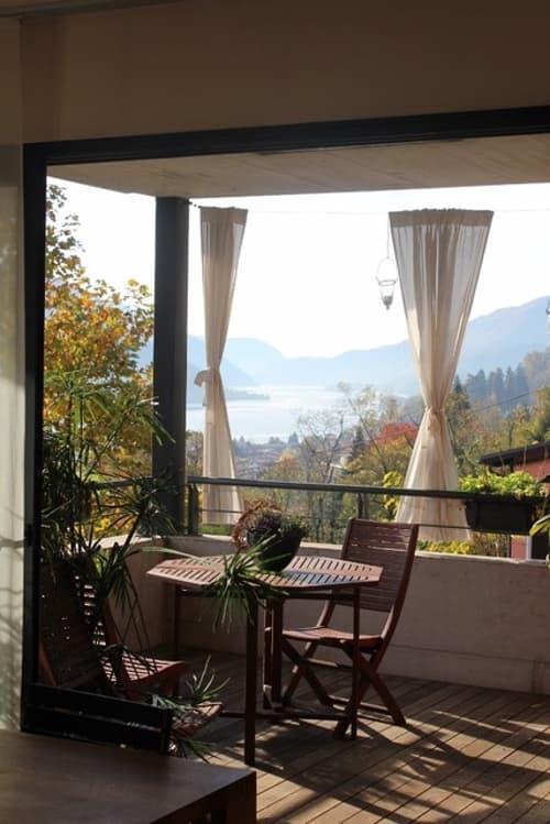 Agno, bellissima casa 6,5 locali con giardino e vista lago