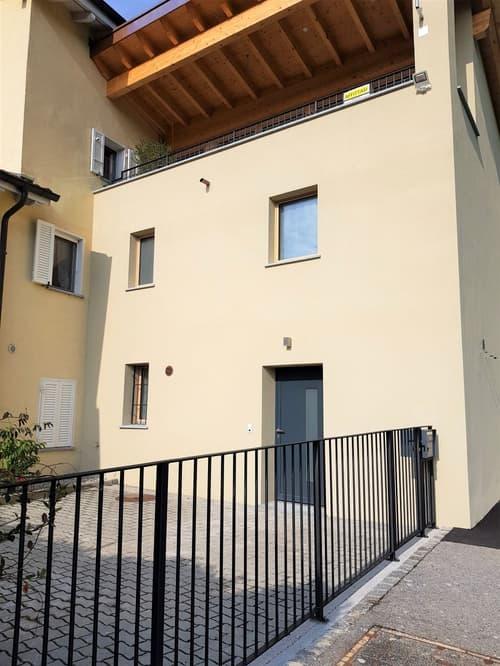Molinazzo di Monteggio - affittasi casa indipendente