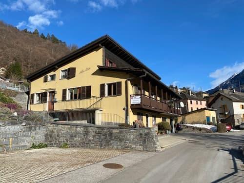 Casa unifamiliare a Verdabbio (GR)