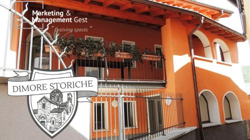 4 LOC. DI INCANTEVOLE CHARME, CON GROTTINO E CORTE (VIDEO)