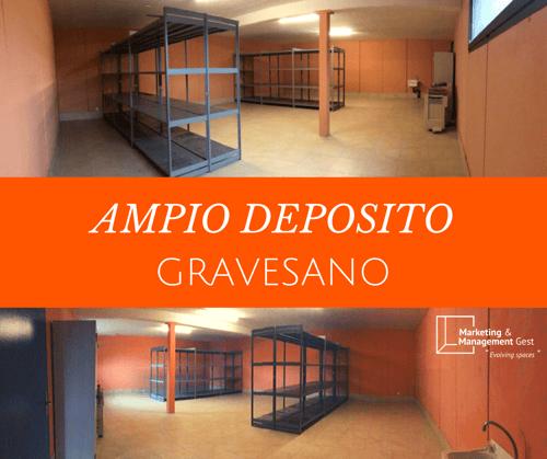 GRAVESANO DEPOSITO AMPIO PER ARCHIVIO, ALTRO (leggere bene!)