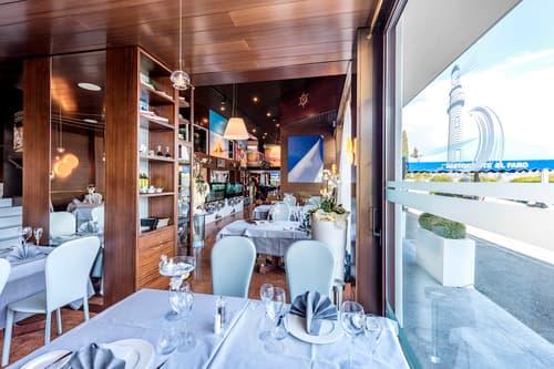Ristorante di prestigio affacciato sul lago di Lugano