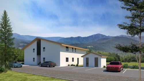 4 bellissimi appartamenti a Norantola, frazione di Cama