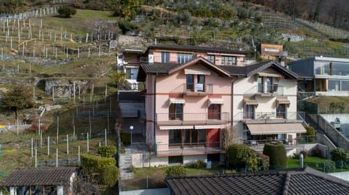 Casa con splendida vista a Montedato