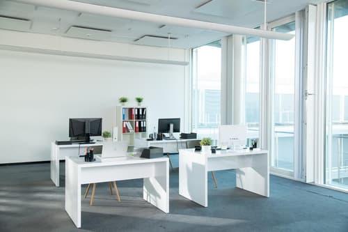 Wunderschöne Büros mit Aussicht und Gemeinschaftsdachterrasse
