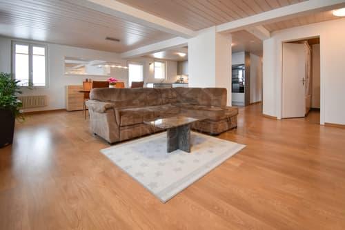 4½-Zimmer-Eigentumswohnung mit unverbaubarer Aussicht