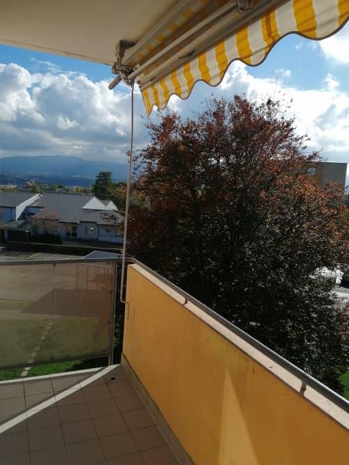 Balcon - Vue