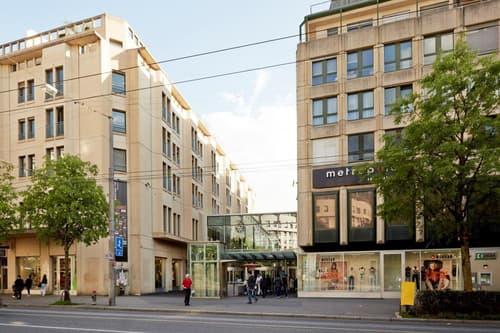 Installez vos bureaux au coeur de la ville de Lausanne