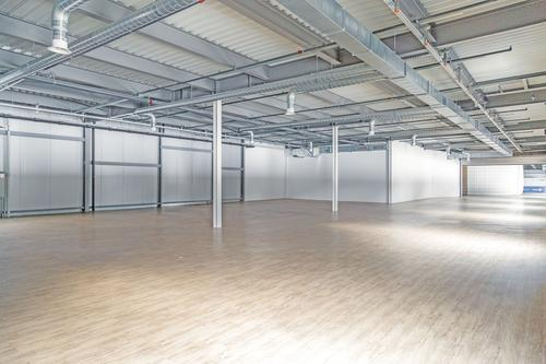 Büro-/Gewerbeflächen zu vermieten 55m² bis 1'671m²