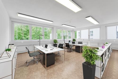 3 Monate gratis! ca. 1'450 m² ausgebaute Büroflächen - Ihr neuer Business-Standort in Ostermundigen!