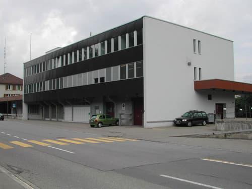 Günstige Büros zur Zwischennutzung beim Bahnhof Herisau