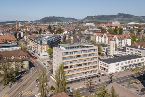 Ihr neues Büro am Viktoriaplatz in Bern
