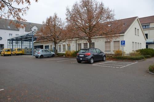 Gewerbefläche (ehemaliges Postlokal)