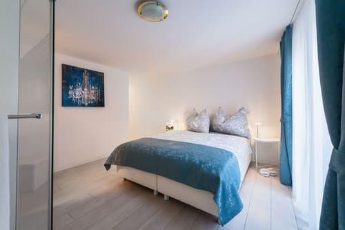 2,5 Zimmerwohnung möbliert mit Reinigung