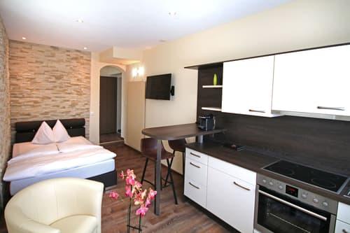 1 Zimmer Appartement mit Reinigung / Wifi