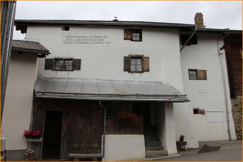 Historisches 4.5 Zimmer Haus