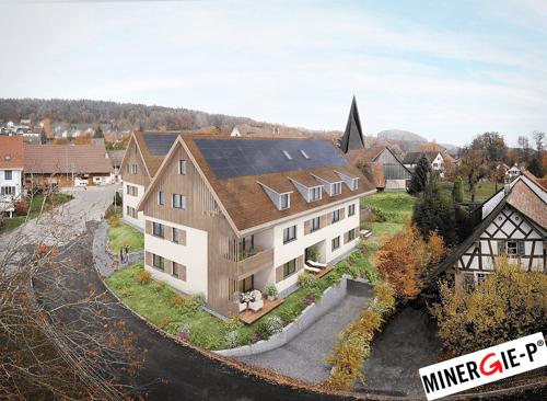 3.5 Zimmer Maisonette Eigentumswohnung an zentraler Lage in Hüttwilen